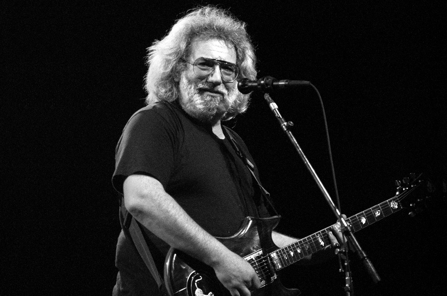 Jerry Garcia - Warfield Theater - San Francisco, California U.S.A. - January 31, 1991