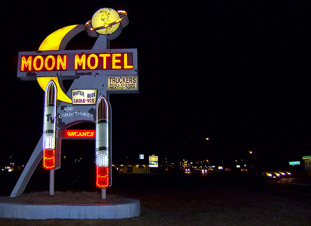 Moon Motel - Howell, New Jersey U.S.A. - 2009