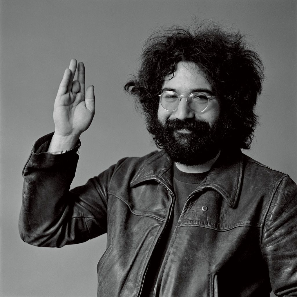 Jerry Garcia - 1969 - photographed by Baron Wolman