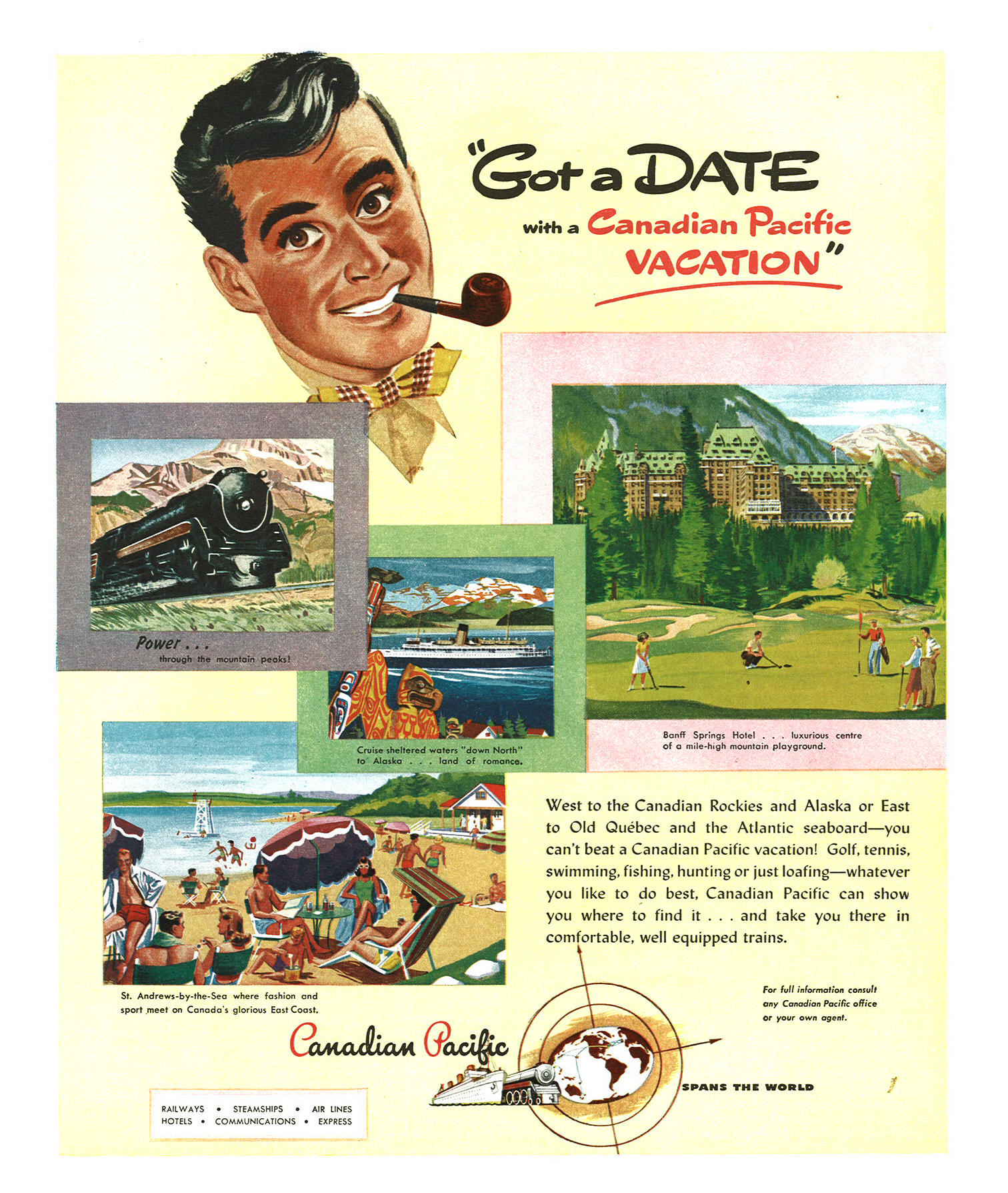 Canadian Pacific - 1947