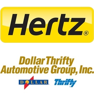 Hertz, Dollar, and Thrifty