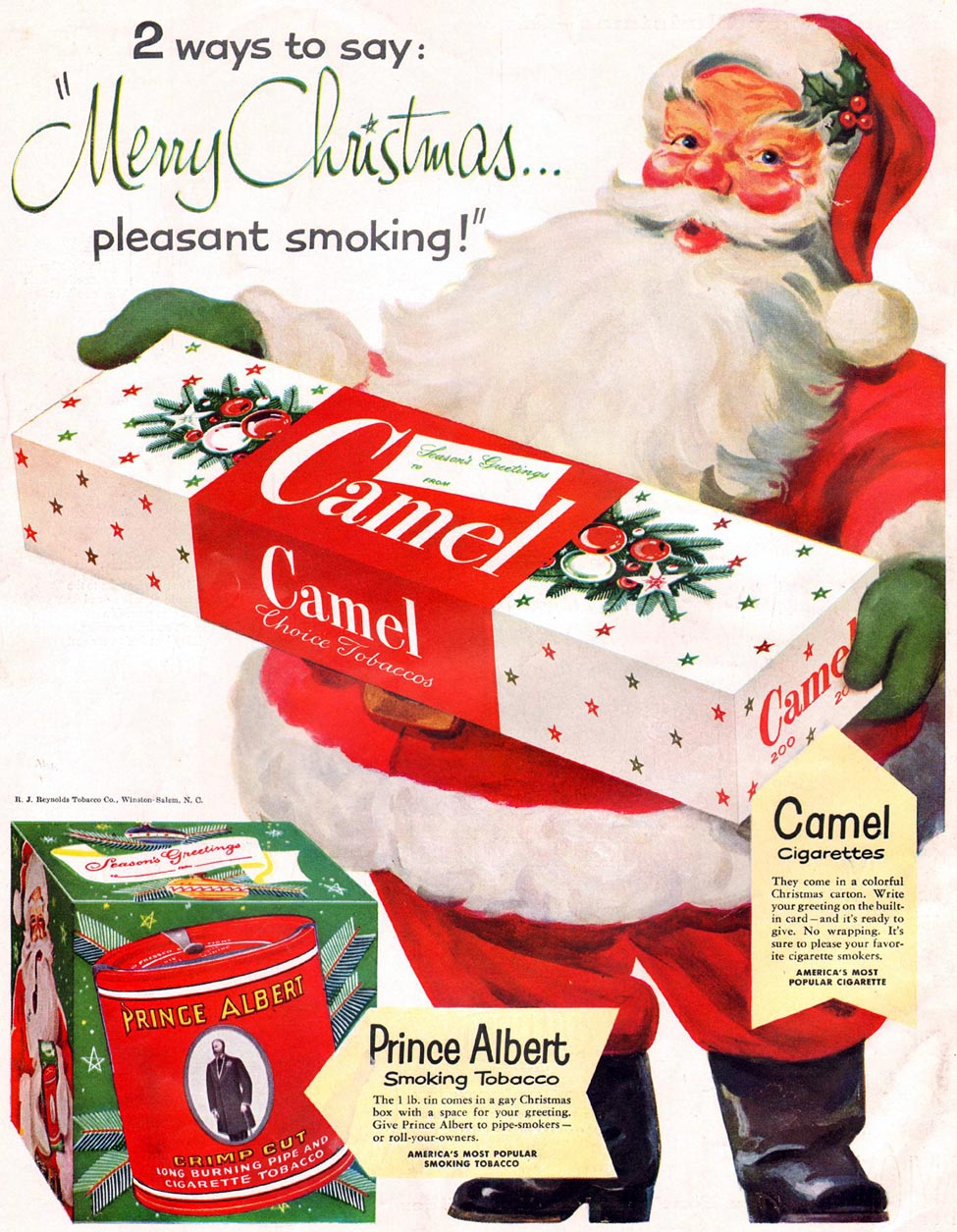 R. J. Reynolds Tobacco Company - published in Woman's Home Companion - December 1, 1952