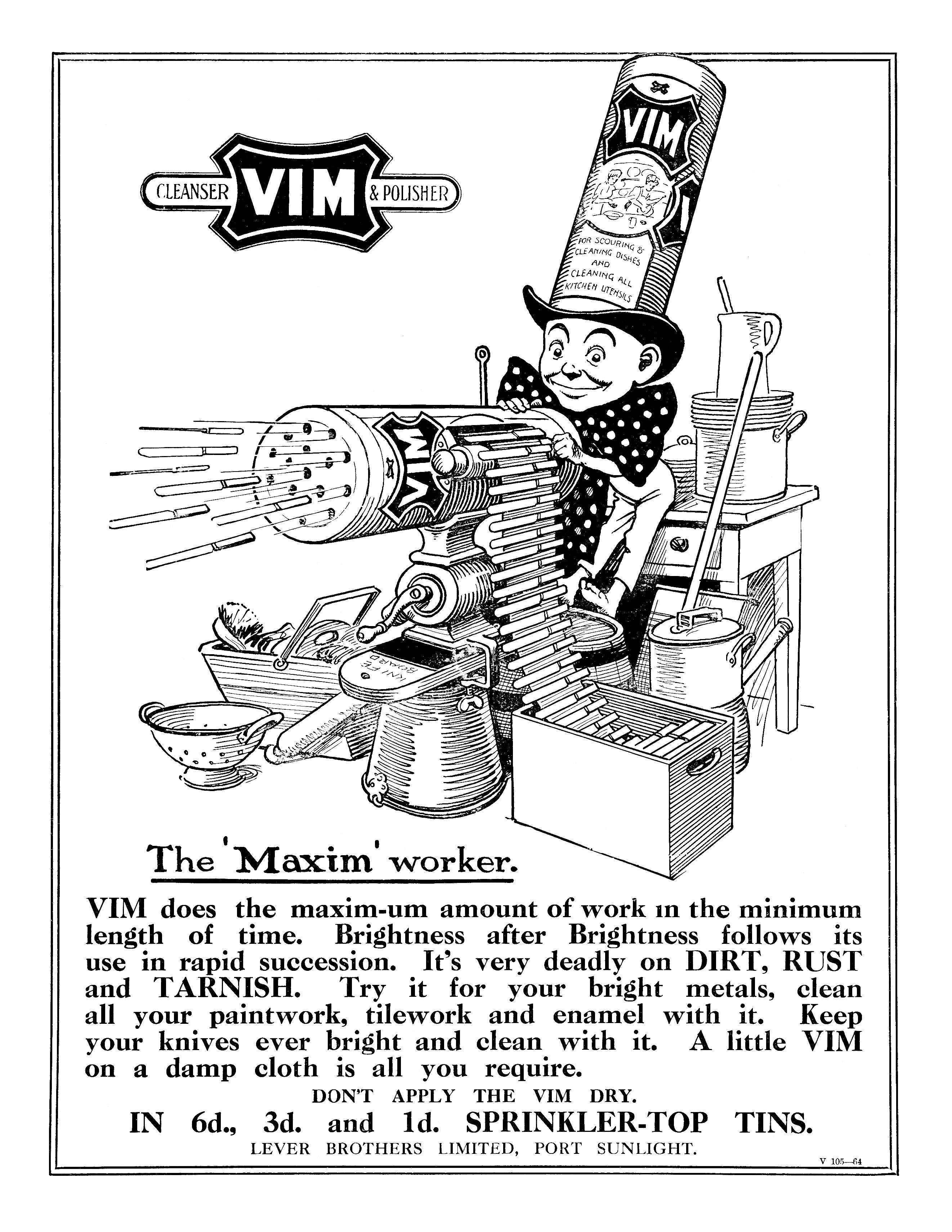 Vim - 1917